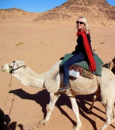 Jafa karen Camel